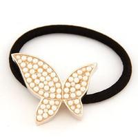 Han edition of fashion Sweet pearl hair accessories/hair bands#110407100