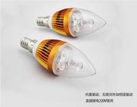 Promotions!!  E14 3W LED Candle Light YJM-341C