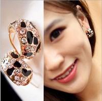 Top Quality Classic Romantic Trendy Fashion Lady Women Hoop Earrings