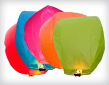 cheap pink paper lantern
