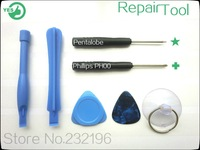 100set/lot precision mobile phone repair tool kit screwdriver and pry tool fast delivery