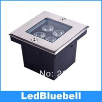 4w LED Underground Light , AC90~260V, Outdoor Lamp Landscape light, Waterproof IP67