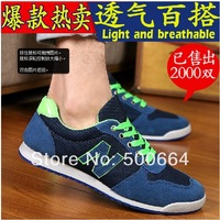 Free shipping 2014 SPRING brand  Casual Sport Shoes Running Letter Flat Casual Sneakers Men Shoes Fashion boy Shoes