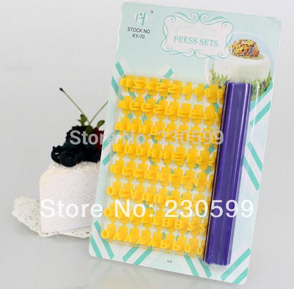 Pack Cake Font B Ribbon B Font Sugarcraft Font B Cutter B