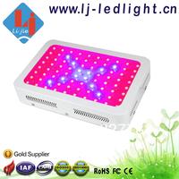 80X3W New LED Growing Light hydroponics with full spectrum R/B 8:1 R/B 7:2 R/B/O 7:1:1 CE ROHS&FCC 2+Warranty