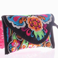 2014 new women wallet embroidered wallet Day Clutch chinese style handbag card holder bags Purse clutch mobile phone coin bag