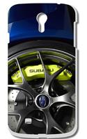 1PC SUBARU CAR  Hard Case Cover  for Galaxy S4 I9500 free shipping 003