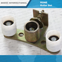 Roller set for Kone Elevator and Escalator spare parts Free shipping by DHL