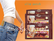 200pcs third generation slimming patches weight loss products Slimming Navel Stick Slim Patch Weight Loss Burning