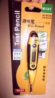 5pcs/lot Digital multi-sensor voltage measuring tool  test pencil /electroprobe / electrometric detector AC DC 12-250V