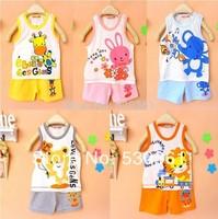 Baby Set Children's set kid's t-shirts girls boys t shirt+pants undershirt Shorts,clothing set,Children's clothing