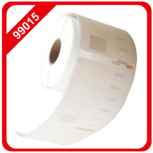 24xrolls dymo99015 ( dymo compatible labels 99015) 70mmx54mm Dymo labels free shipping