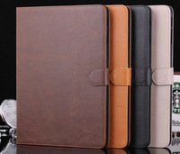 Folio Flip Stand Leather Case Wallet & Card Holder Cover for Samsung Galaxy Tab Pro T520 T521 10.1 inch Tablet accessories