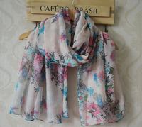 2014 fashion women summer spring scarf,spring shawl,scarfs,Floral hijab,Flower print,muslim hijab,Head wraps,women scarves,cape