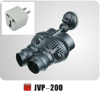 Aquarium JVP-200A Aquarium Dual Power Head Wave Maker Vibration Pump(5000Litres)