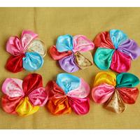 Ribbon Single Flowers,Hair Accessories