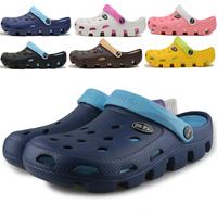 2014 WARRIOR summer beach slippers hole shoes beach slippers hole shoes slip-resistant