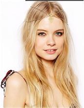 popular gold hair jewels
