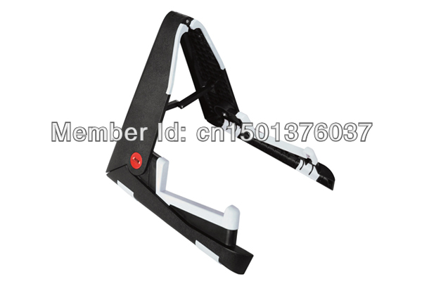 Aroma AGS-01 Adjustable Support ABS Instrument Guitar Stand For All Guitar Bass(China (Mainland))