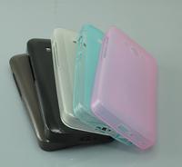 5pcs/lot transparent tpu case For Xiaomi 2 M2 M2s Mi2 Mi2s silica gel slim case for xiaomi 2 m2 mi2s phone silicon barck cover
