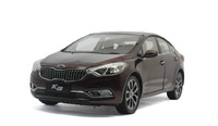 Alloy 1:18 Limited edition Kia K3 car models