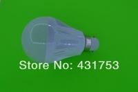20pcs/lot B22 Led Light Bulb 5W 7W 9W 12W LED Bulb Lamp, 110V 220V 230V 240V Cold White / Warm White Led Spotlight Free Shipping