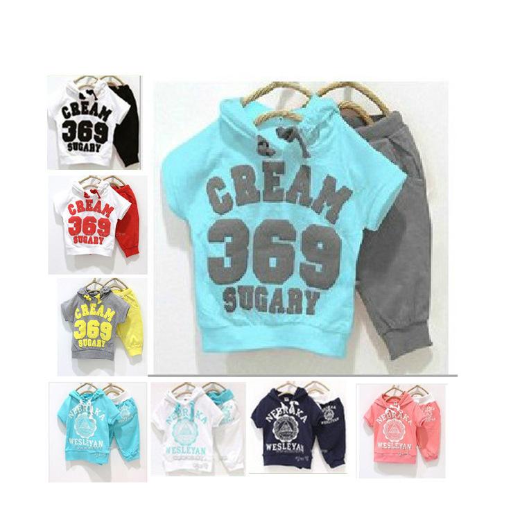 Комплект одежды для мальчиков t + , 369 5sets