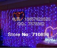 2014 wholesale  NEW Hot sale 10M*3M 1000pcs LED Curtain light Christmas/wedding/party/hotel decoration,led string tree light