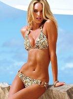 push up bikini set leopard 3068 brand women swimwear bandage swimsuit brazilian lingerie for bathing swim suit beach wear