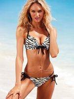 new 2014 push up bikini set leopard 3054 brand women swimwear bandage swimsuit brazilian for bathing swim suit beach wear