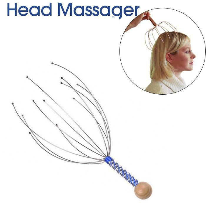 Head Neck Scalp Equipment Stress Relax Massage Massager(China (Mainland))