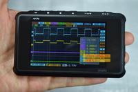 DSO203 Nano Mini DSO Pocket Size V2/Quad Pocket 4CH Digital Oscilloscope