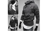 hot sale 2014 new styles Men's Autumn and winter cardigan Korean men's Hoodie Jacket Outerwear