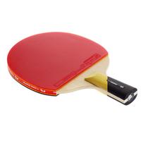 TIMO BOLL 4 double table tennis ball table tennis racket table tennis blade pingpong table tennis bat longhandle shakehand