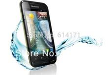 In stock freeshipping Original Lenovo A660 3G Phone MTK6577 4GB Android 4.0 Dual Sim Card waterproof Daul Core phone