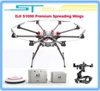 2014 DJI S1000 Premium Spreading Wings quadcopter wiht  FPV Multi-rotor w/ DJI A2 and DJI Zenmuse 5DII or 5DIII Brushle kids toy