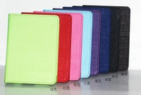 free shipping Light weight slim PU leather case cover for Kobo Glo Ereader