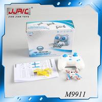 Free Shipping Moontop Toys M9911 RC Quadcopter Smallest Size QuadCopter VS Hubsan Q4 H111 WL V272 V282 Remote Control Quadcopter