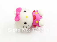 new stock price cartoon HELLO KITTY usb flash drive pen drive 1gb 2gb 4gb 8gb 16gb 32gb 64gb free shipping