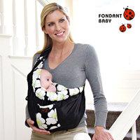Roebuck baby suspenders newborn children breathable sling backpack