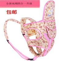 Multifunctional baby suspenders four seasons breathable thermal bags backpack