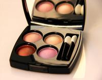 4 color makeup Professional CC powder eye shadow palette eyeshadow free shipping(2pcs/lot)