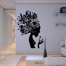 crystal três- dimensional adesivos de parede de espelho acrílico console fundo parede da parede da tevê(China (Mainland))