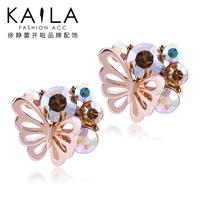 Kaila garments stud earring female fashion earrings animal earring delicate sweet