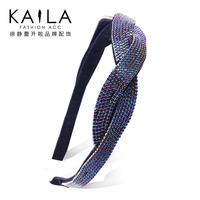 Starlight kaila hair bands fashion diamond hair accessory quality shining