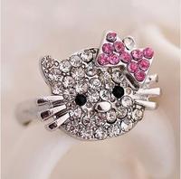 KT Rings Hello Kitty Rings