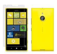 3Pcs/Lot Hight Quality Clear Glossy Screen Protector for Nokia Lumia 1520 Crystal Screen Protector Cell Phone Protective Film