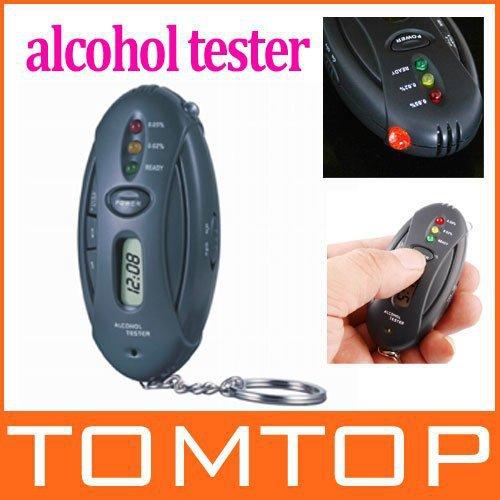 Digital LCD Alcohol Tester Analyzer Breath Breathalyzer ( H17 ), freeshipping, dropshipping(China (Mainland))