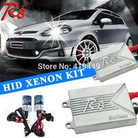 Good Quality R8 Brand HID Xenon Conversion Kit 12V 35W H1 H3 H7 H8 H9 H10 H11 9005 9006 880 H27 Xenon Lamps Bulbs R8 Ballast