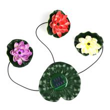 flower solar promotion